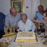 Morano: paese dei centenari, Nonna Bettina compie cento anni