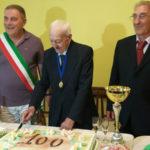 Morano Calabro: Nonno Biagio Di Luca compie cento anni