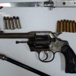 Lamezia: deteneva revolver clandestino arrestato dai Carabinieri