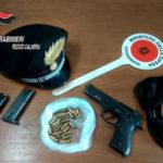 Esplode colpi di pistola contro abitazione nel Reggino arrestato