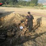 Interravano rifiuti: tre persone denunciate nel Cosentino