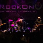 Il live dei Dr. Feelgood all'edizione del RockOn Martirano Lombardo