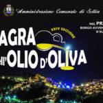 Sellia: Sabato 17 agosto la XXIV edizione della Sagra dell'olio d'oliva