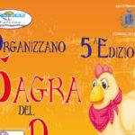 Il 18 Agosto ritorna la Sagra del Pollo a Falerna paese
