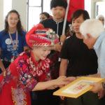 Castrovillari: scambi di doni estate internazionale del Folklore