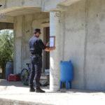 Abusivismo: sequestrato fabbricato in costruzione a Cirò