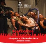 Lamezia: torna il festival internazionale di teatro in strada