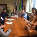 Cambiamenti climatici, assessore Rizzo incontra Greta Thunberg