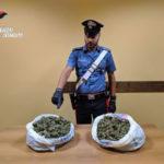 Guardavalle: in viaggio con due chili di droga, arrestato 26enne