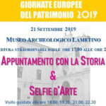 Lamezia: Appuntamento con la Storia, al Museo Archeologico