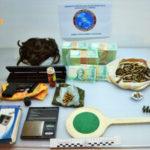 Armi: Polizia sequestra pistola e munizioni a Cosenza, 1 denuncia