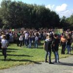 Clima: Catanzaro, centinaia studenti al Parco della Biodiversità