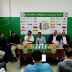 Calcio: Vigor Lamezia 1919 obiettivo vincere il campionato