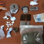 Droga: sgominata banda di spacciatori nel Catanzarese