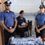 Sicurezza: un arresto per evasione nel Reggino; sequestrata droga