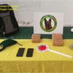 Droga: Reggio Calabria, un arresto e sequestro 1,6 kg di cocaina