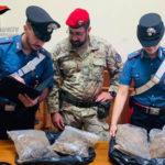 Droga: controlli e sequestri dei carabinieri a Rosarno
