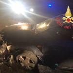 Incidenti: auto si ribalta sulla provinciale 181 nel Catanzarese