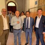 Giustizia: Catanzaro, Gratteri e Abramo visitano ex ospedale militare