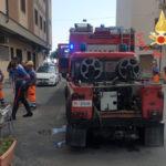 Incendi: a fuoco asciugatrice lavanderia automatica a Catanzaro