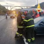 Catanzaro: Skoda Fabia perde controllo e' impatta contro una Ford