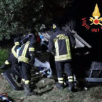 Incidenti: auto finisce fuori strada un morto nel Catanzarese
