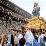 Si intrufolano tra portatori Madonna di Polsi, 4 fogli di via