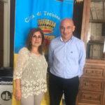 Trebisacce sindaco incontra nuova dirigente Liceo Scientifico