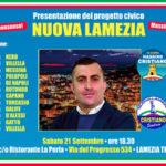 """Domani la presentazione della lista civica """"Nuova Lamezia"""""""