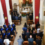 La Polizia di Stato ha celebrato a Platania il suo patrono S. Michele