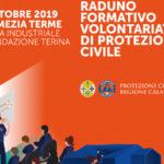Regione: 5 e 6 ottobre raduno formativo volontari Protezione Civile