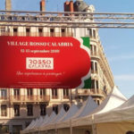 """Rosso Calabria al Villaggio """"Passione Italia"""" di Lione"""