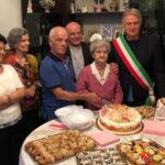 Quinto compleanno centenario a Morano Calabro