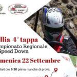 A Sellia la quarta tappa del Campionato regionale di Speed Down