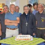 Lamezia: Vescovo in visita distaccamento Vigili Fuoco aeroporto