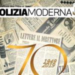 La rivista Polizia Moderna compie sentanta anni