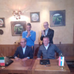 Parco Sila: firmato accordo di collaborazione a Belgrado