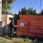 Ambiente: carabinieri sequestrano impianto inerti nel Cosentino