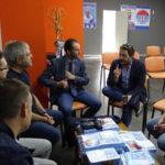 Comunali: Lamezia, serie di incontri per il candidato Pegna