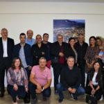 Lamezia: Ruggero Pegna ha incontrato i canditati dell'Udc