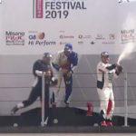 Automobilismo: grande impresa del calabrese Iaquinta a Misano