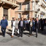 """Legalità: """"passeggiata antiracket"""" in centro a Reggio Calabria"""