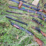 Criminalità: armi e droga sequestrate nel Reggino dai Carabinieri