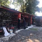 Carrozzeria abusiva sequestrata a Montalto, una denuncia
