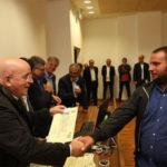 Oliverio consegna attestati a 53 nuovi selecontrollori settore caccia