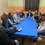 Comunali: Guarascio incontra delegazione Costituente per Lamezia