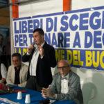 Lamezia: inaugurata sede elettorale candidato a sindaco Cristiano