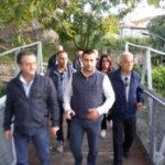 Comunali: Lamezia, Cristiano ha visitato il centro storico di Nicastro