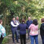 Comunali: Lamezia, Massimo Cristiano visita le zone montane
