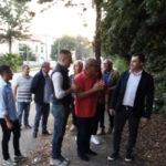 Comunali: Lamezia, Cristiano visita il quartiere Savutano